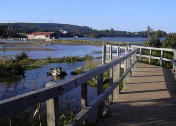 Ecoparque de Trasmiera en Arnuero,Cantabria.Posada El Cuadrante en Somo