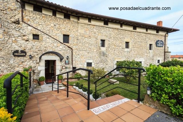 Temporadas y Precios 2018 en Posada El Cuadrante, Somo, Cantabria.