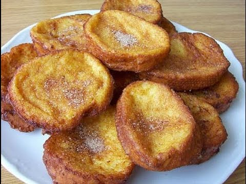 tostadas de semana santa en cantabria