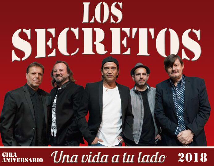 Los Secretos en Santander