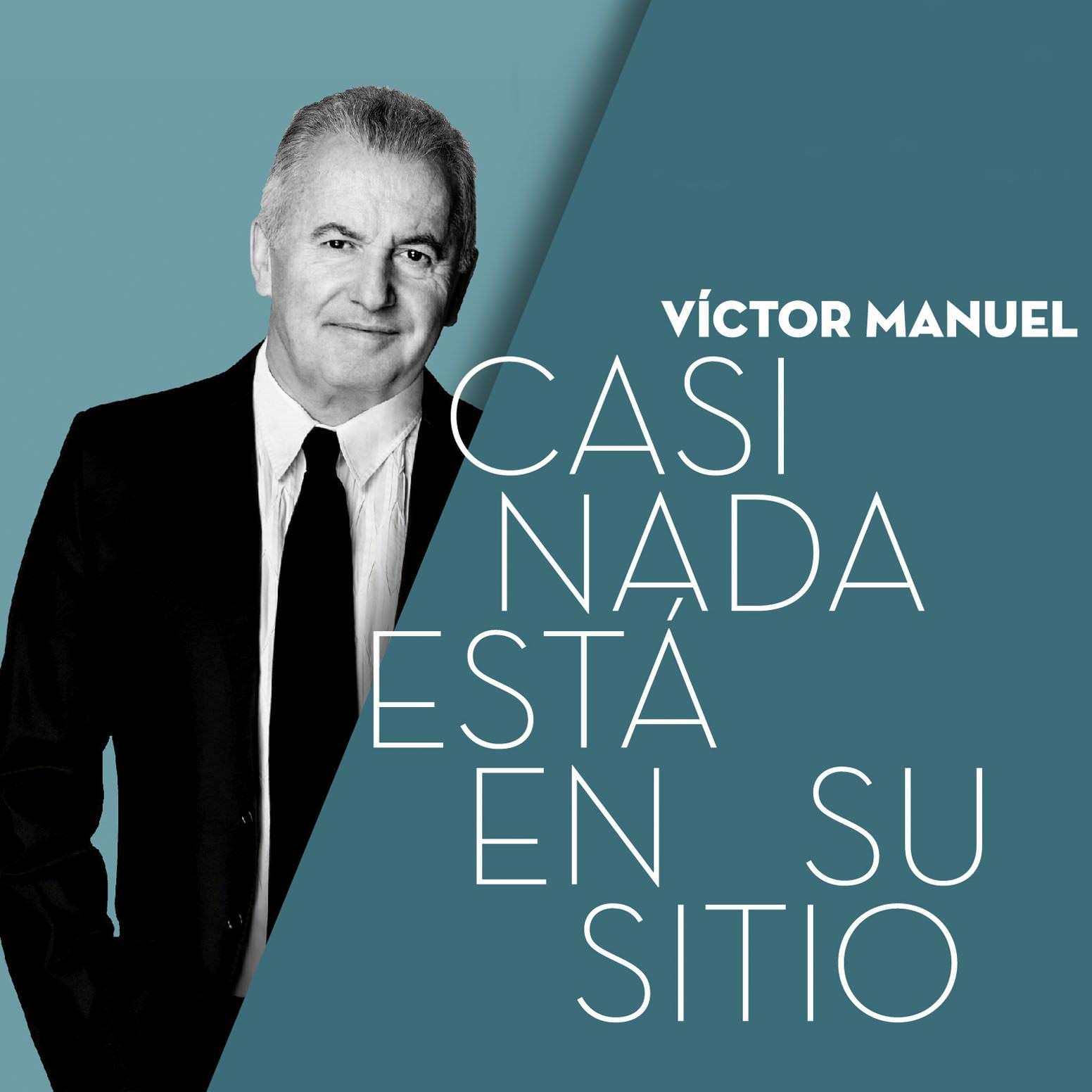Victor Manuel en El Soplao