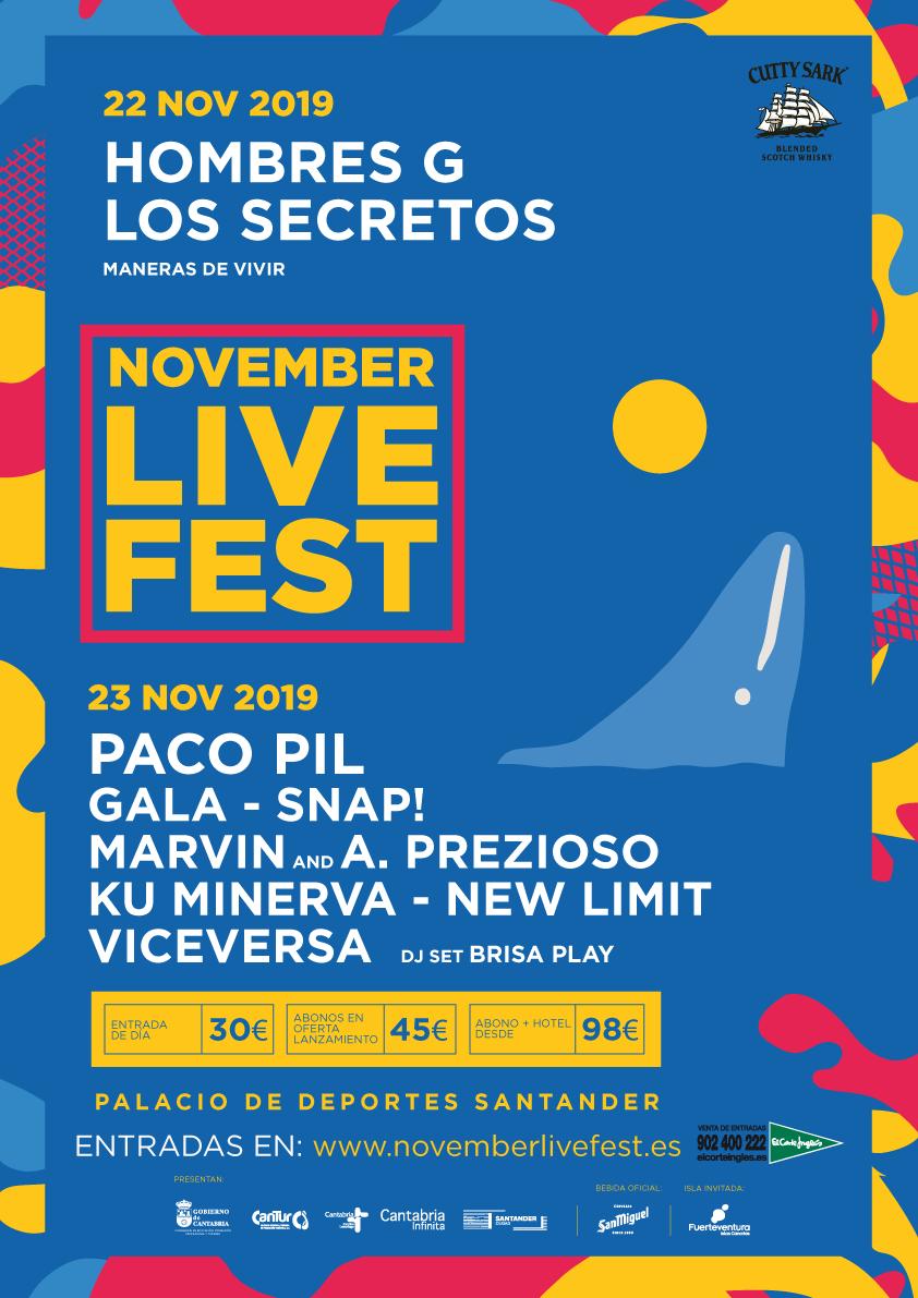 November Live Fest